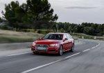 das rot Audi